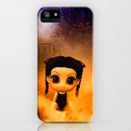 Chibigirl Wednesdays Hau… iPhone (5, 5s) Slim Case