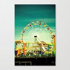 Farris Wheel  Canvas Print