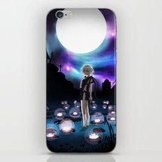 Fragile Dreams iPhone & iPod Skin