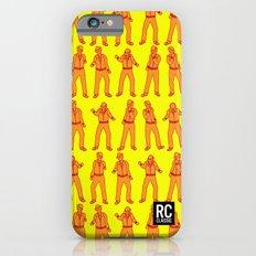 Yellowman Skank - Yellow iPhone 6 Slim Case