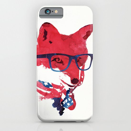 American Fox iPhone & iPod Case