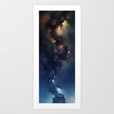 Introspection Art Print