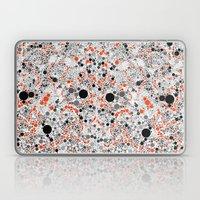 Volcano Dots Laptop & iPad Skin