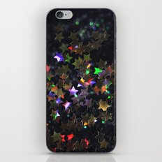 Starry Starry Night Neon (1) iPhone & iPod Skin
