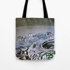 Lost Home Tote Bag