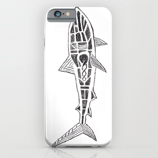 Shark Twist iPhone & iPod Case
