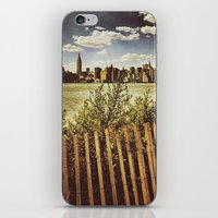 NYC 2 iPhone & iPod Skin