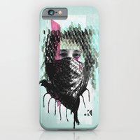iPhone & iPod Case featuring RIOT girl by krayon