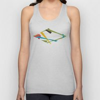 Banners Unisex Tank Top