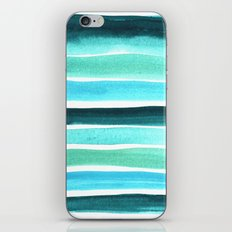 Beach colors iPhone & iPod Skin