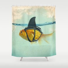 Brilliant DISGUISE Shower Curtain