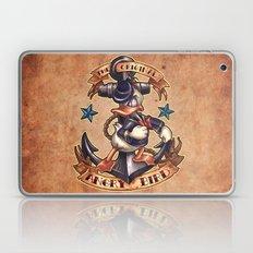 The Original Angry Bird Laptop & iPad Skin