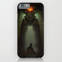 iPhone & iPod Case featuring Pacific Rim by FCRUZ