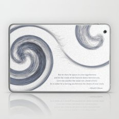 Moving Sea Laptop & iPad Skin