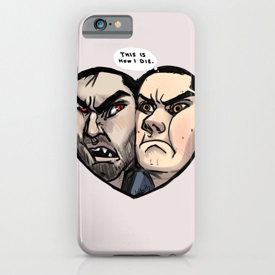 Sterek iPhone & iPod Case