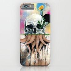 Skull Roots Slim Case iPhone 6s