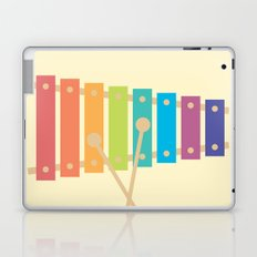 #70 Xylophone Laptop & iPad Skin