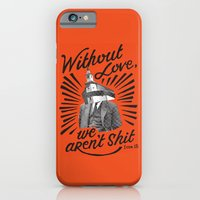 Without Love iPhone 6 Slim Case