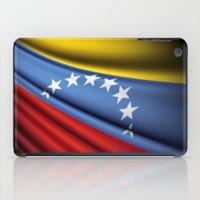 Flag Of Venezuela iPad Case