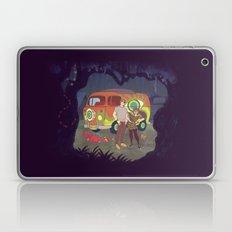 Les Hipsters Mystérieux  Laptop & iPad Skin