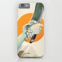 iPhone & iPod Case featuring SERVITUDE by orlando arocena ~ olo409- Mexifunk