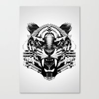 ingwe.  Canvas Print