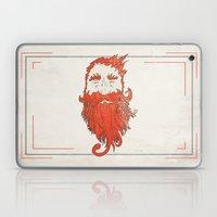Beardsworthy Laptop & iPad Skin
