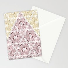 A Christmas Tree Glitters Stationery Cards