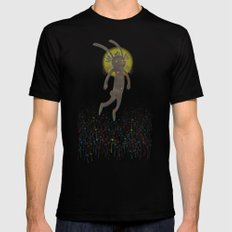 PILGRIM : REPENTANCE Black SMALL Mens Fitted Tee