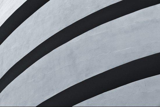 Guggenheim Abstract Art Print