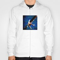 Eagle: The Back Side Of … Hoody