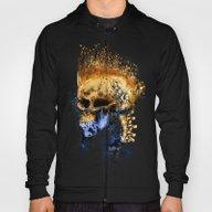 Golden Skull Hoody