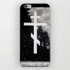 Orthodox headstone iPhone & iPod Skin