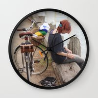 Take me home Wall Clock