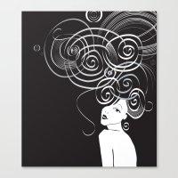 SPRINGE Canvas Print