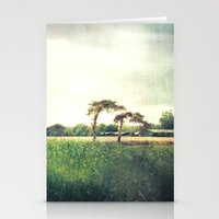 Fishbourne Two Stationery Cards
