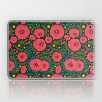 The Beautiful Pink Flowers Laptop & iPad Skin