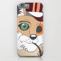 iPhone & iPod Case featuring Fantastic  by HFP artist