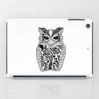 YMMY OWL iPad Case