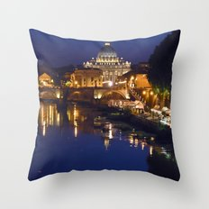 Saint Peter's Cathedral … Throw Pillow