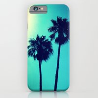 iPhone & iPod Case featuring Palm Trees by Derek Fleener