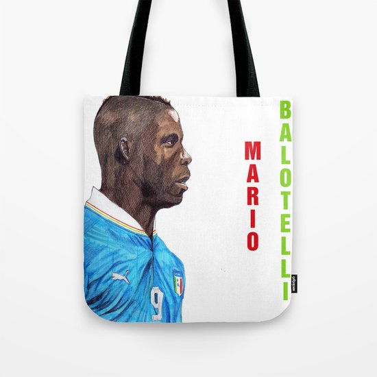 Balotelli Tote Bag