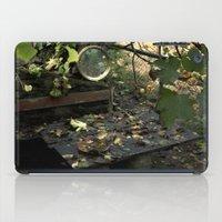 otoño iPad Case