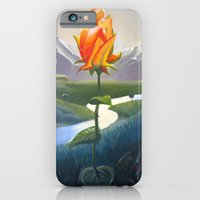 Flower Lovers iPhone 6 Slim Case