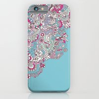iPhone & iPod Case featuring Flower Medley #2 by emain