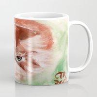 Grumpy Persian Mug