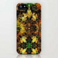iPhone Cases featuring Fibonacci 1 by Aleks7