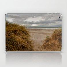 Bamburgh Beach Laptop & iPad Skin