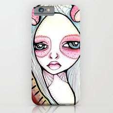 Bird Girl iPhone 6 Slim Case