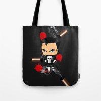 Chibi Punisher Tote Bag